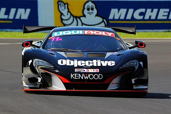Endurance Bathurst 12 Hour: Objective McLaren breaks practice record
