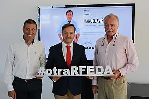 General Entrevista Aviñó, nuevo presidente de la RFEdA: