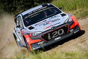 WRC Stage report Poland WRC: Neuville edges Mikkelsen in Super Special opener