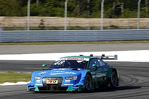 DTM Race report Hockenheim DTM: Mortara triumphs in season-opening crashfest