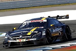 DTM Qualifying report Hockenheim DTM: Di Resta seals first pole since return