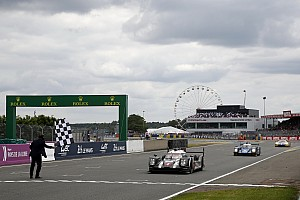 Le Mans Race report Porsche wins in Le Mans – 5,233 kilometres on the limit