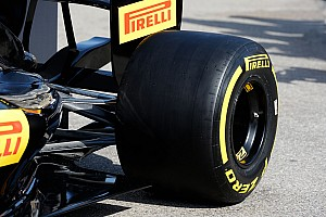 Formula 1 Breaking news Pirelli says 2017 tyres will be