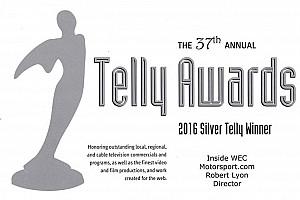 General Motorsport.com news Motorsport.com Earns Multiple Telly Awards  for Best Web Series