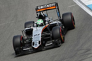 Formula 1 Breaking news Hulkenberg handed grid penalty for tyre error