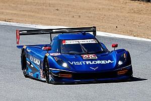 IMSA Race report Teamwork sees Visit Florida Racing score second in Monterey GP