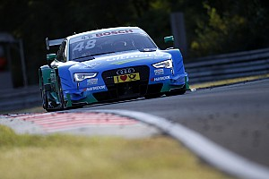 DTM Qualifying report Hungaroring DTM: Mortara beats Green, Audi locks out top eight