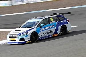BTCC Breaking news Subaru BTCC squad clarifies engine equalisation stance