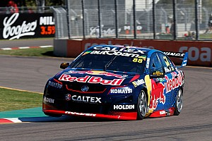 Supercars Race report Townsville Supercars: Whincup survives late caution to win