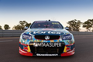 Supercars Breaking news Lowndes to run one-off livery in Darwin