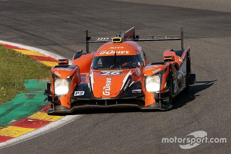Напередодні Ле-Ману Натанаель Бертон пішов з G-Drive Racing