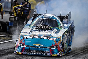 NHRA Breaking news Courtney Force escapes serious injury from Seattle incident