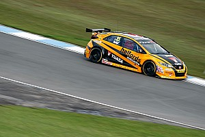 BTCC Race report Donington BTCC: Neal leads Honda 1-2 in final race