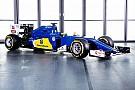 Sauber presents its 2016 F1 challenger