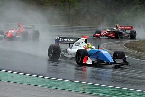 Formula V8 3.5 Race report Spa F3.5: Vaxiviere takes SMP's first win amid wet-weather mayhem