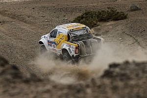 Cross-Country Rally Race report A remarkable third-place class finish for ALDO Racing at the Silk Way Rally