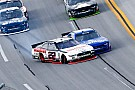 Two drivers celebrate in hectic Talladega finish, but only Sadler wins
