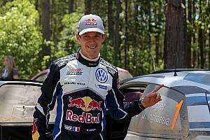 WRC 速報ニュース 【WRC】オジェ「まだ来季どうするかは決めていないが、来週中には発表したい」