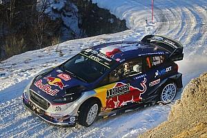 Monte Carlo WRC: Ogier seals win on M-Sport debut