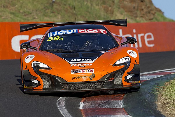 GT Breaking news Van Gisbergen retained as McLaren GT factory driver