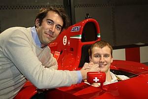 GP3 Actualités Kevin Jörg vers Trident en GP3