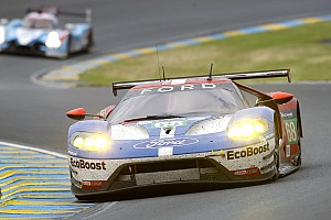 Le Mans Race report Ford wins Le Mans!