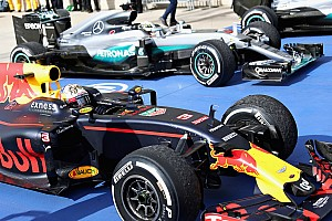 Formula 1 Breaking news Mercedes: Red Bull Mexico threat difficult to assess amid