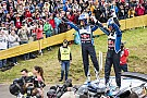 WRC Germany WRC: Ogier seals victory, Sordo clings to second