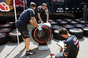 Formula 1 Breaking news Pirelli reduces tyre pressures for Italian GP