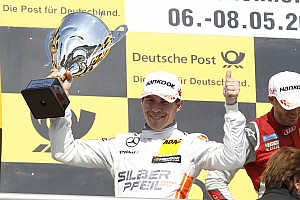 """DTM Interview Wickens - """"I've changed my approach to things"""""""