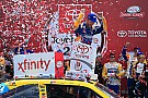 NASCAR XFINITY Dale Earnhardt Jr. takes Xfinity win after chaotic sprint to the finish