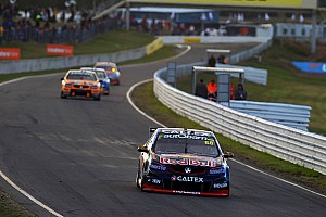 V8 Supercars Breaking news Whincup rues rookie error