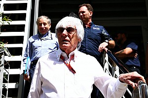 Formula 1 Commentary Opinion: When Bernie Ecclestone goes, who replaces him?
