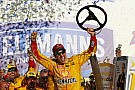NASCAR Sprint Cup Logano wins at Talladega as four drivers are eliminated from the Chase