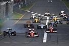 Raikkonen says Ferrari rocket start a one-off