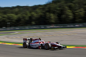 GP2 Practice report Spa GP2: Sirotkin leads rival Gasly in practice