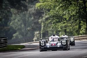 Le Mans Race report Le Mans 24 Hours: Porsche takes control after four hours