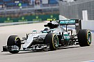 Formula 1 Russian GP: Rosberg leads Mercedes 1-2 in opening practice
