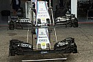 Formula 1 Bite-size tech: Williams FW38 front wing