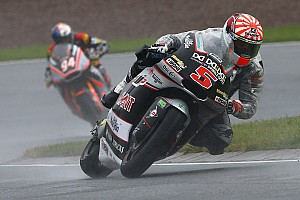 Moto2 Race report Sachsenring Moto2: Zarco pips Folger to win crash-filled thriller