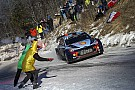 WRC Monte Carlo WRC: Ogier edges towards Neuville, Evans stars again
