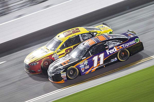NASCAR Sprint Cup Analysis Is the Daytona 500 shaping up to be a Penske vs. Gibbs battle?