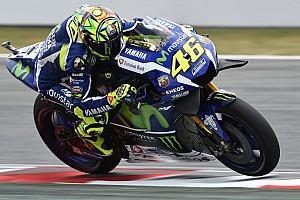 MotoGP Practice report Catalunya MotoGP: Rossi leads Marquez in morning warm-up