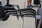 Formula 1 Bite-size tech: Williams FW38 front wing serrations