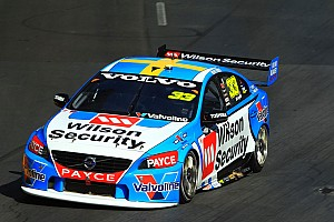Supercars Qualifying report Clipsal 500 V8s: McLaughlin storms to provisional Sunday pole
