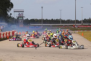 Kart Breaking news Points shake-up in qualifying for ROK's Championship Sunday