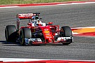 Vettel reprimanded for FP2 bollard incident