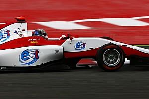 GP3 Race report Barcelona GP3: Albon holds off Tunjo for maiden win