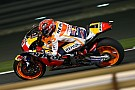 Marquez: I beat Lorenzo's pole time – but only after chequered flag