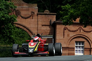 BF3 Breaking news British F3 season a learning curve in career, says Mahadik